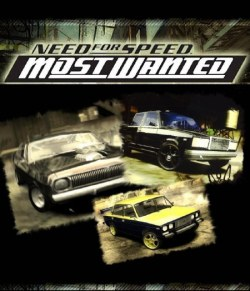Need for Speed Most Wanted - Русские машины