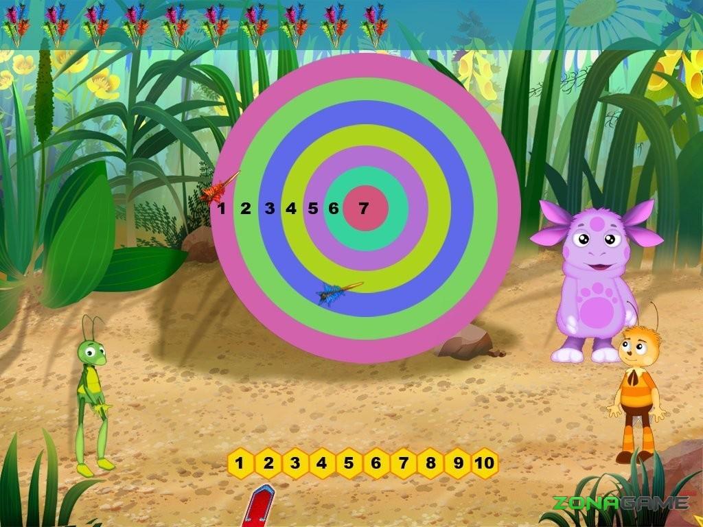 лунтик игра развивающие задания для малышей скачать торрент - фото 7