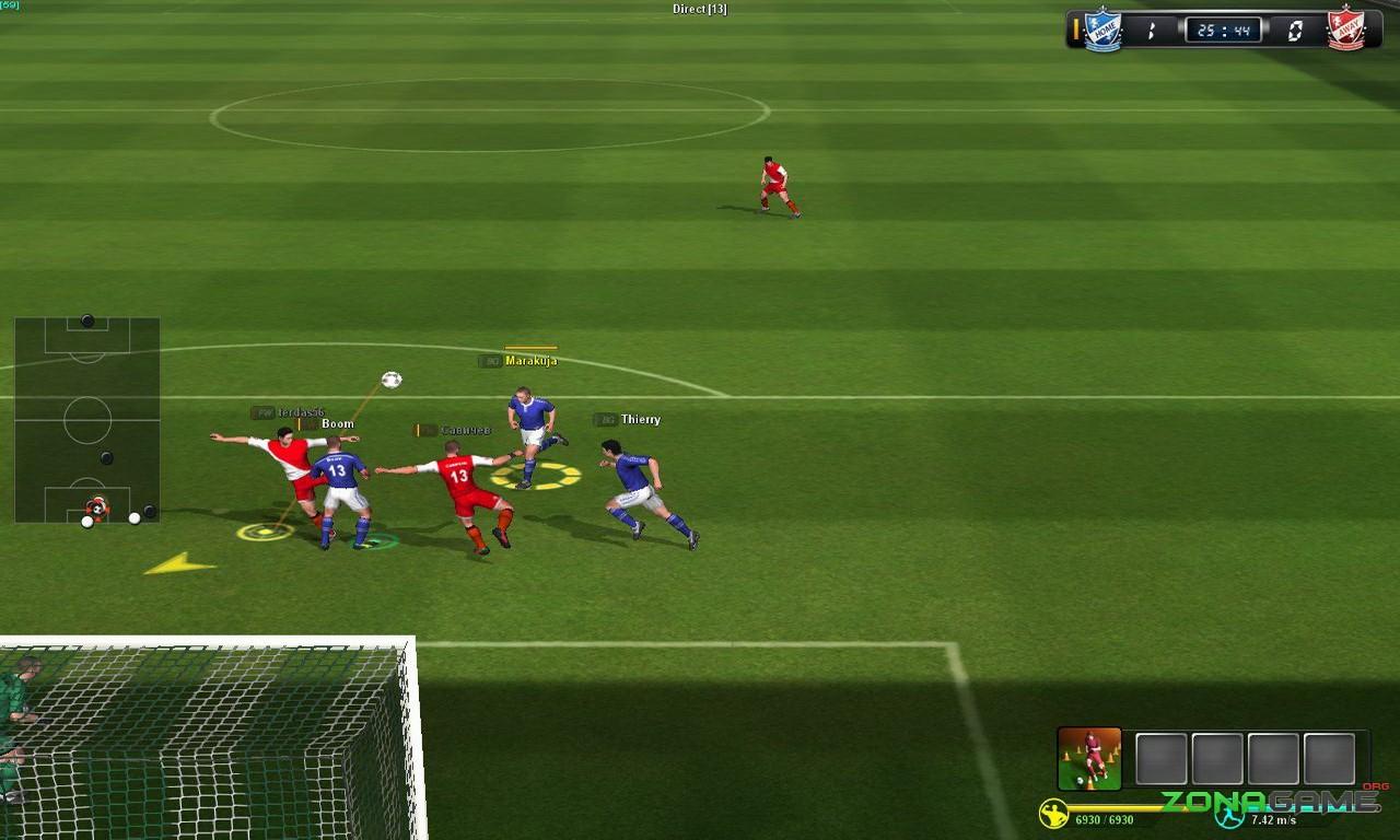 Скачать футбол на андроид бесплатно   Игроид