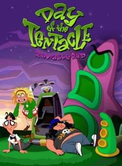 Day of the Tentacle Remastered скачать торрент