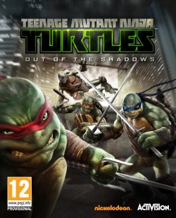 Teenage Mutant Ninja Turtles Out of the Shadows скачать торрент