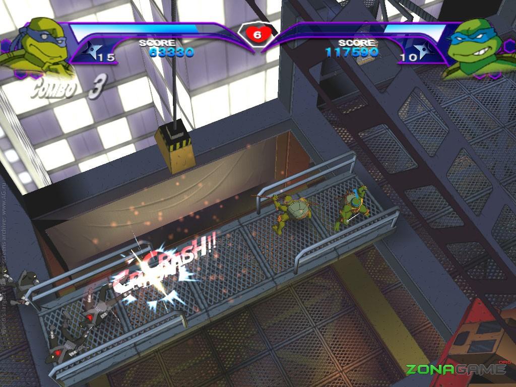 Скачать Игру Tmnt 2003 На Компьютер Через Торрент - фото 11