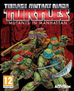 Teenage Mutant Ninja Turtles Mutants in Manhattan скачать торрент