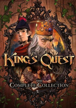 King's Quest Chapter 1-5