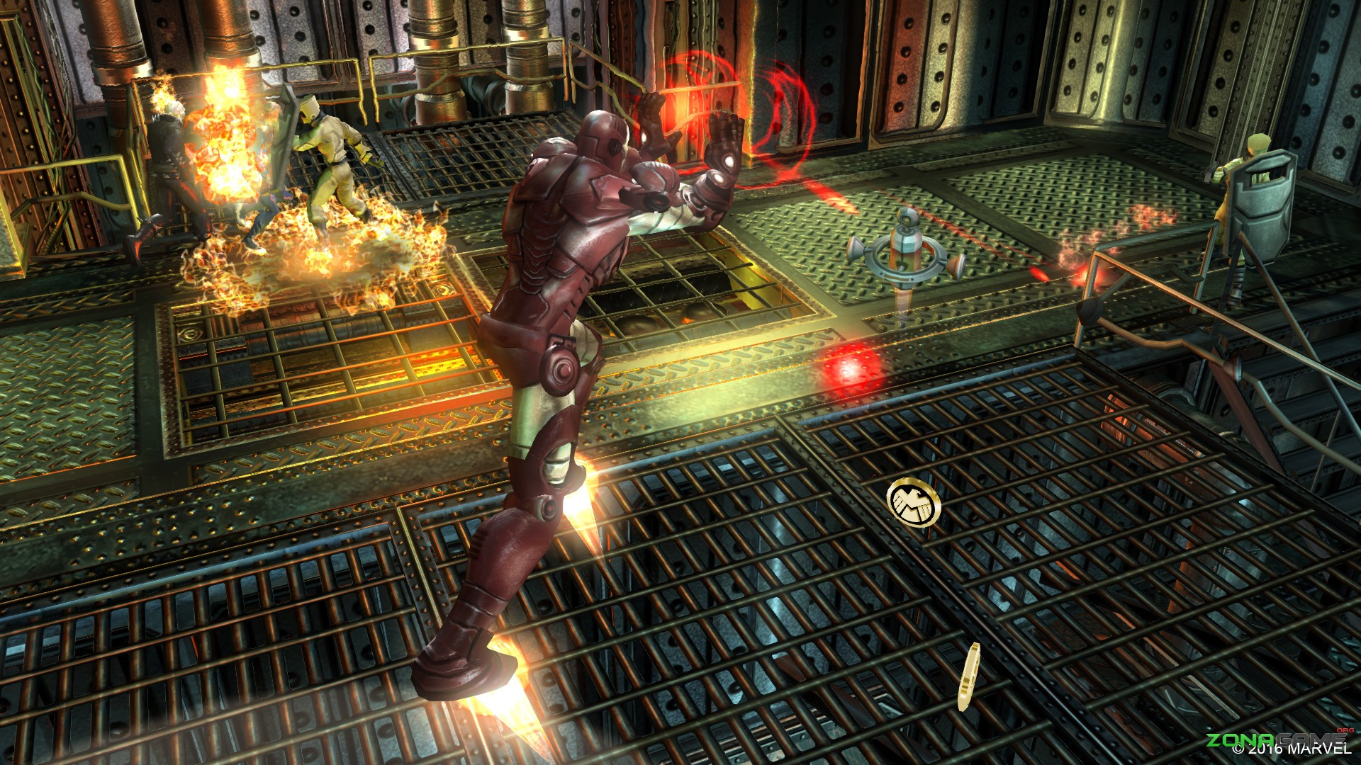 скачать игру super heroes через торрент