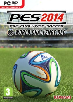 Pro Evolution Soccer 2014 World Challenge скачать торрент