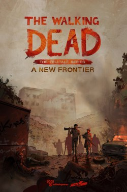 The Walking Dead A New Frontier - Episode 1-5 скачать торрент