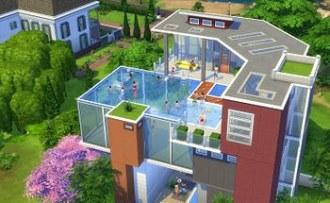 Новая версия sims 4