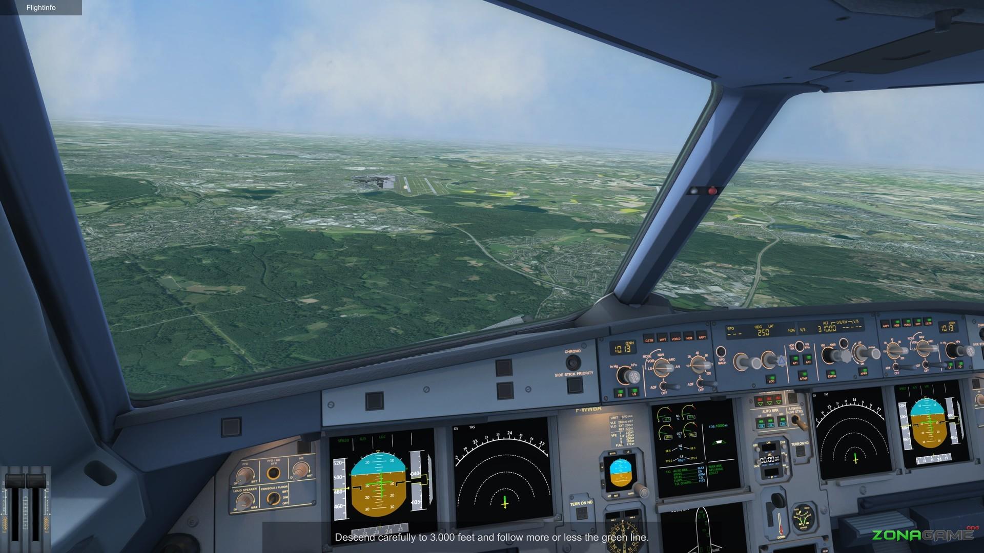Скачать симулятор управления самолетом через торрент