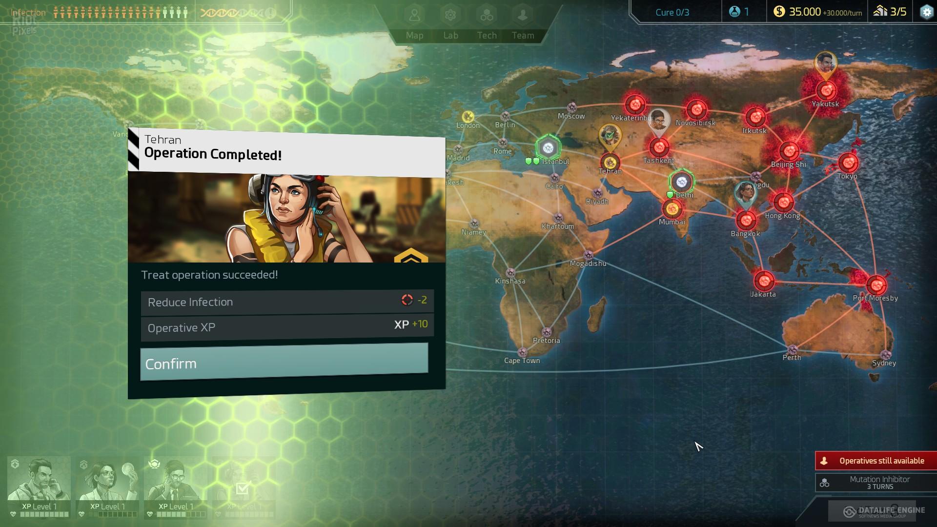 игру пандемия
