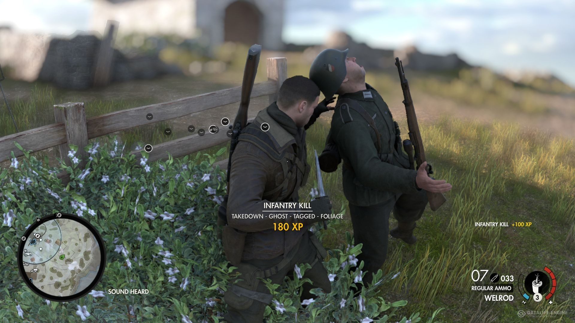 Кряк для Снайпер Элиты 3