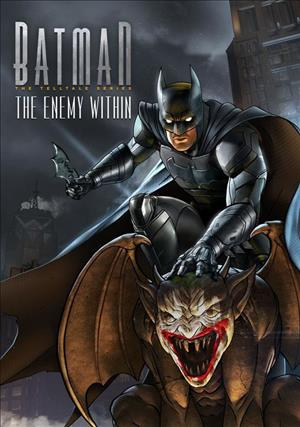 Batman The Enemy Within - Episode 1