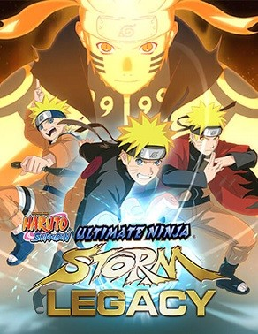 NARUTO SHIPPUDEN: Ultimate Ninja STORM Legacy Anthology