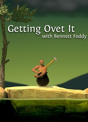 Getting Over It with Bennett Foddy скачать торрент