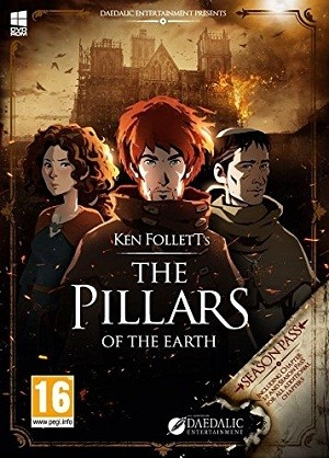 Ken Follett's The Pillars of the Earth: Book 1-3